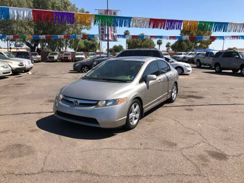 2006 Honda Civic for sale at Valley Auto Center in Phoenix AZ