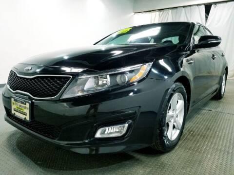 2015 Kia Optima for sale at NW Automotive Group in Cincinnati OH