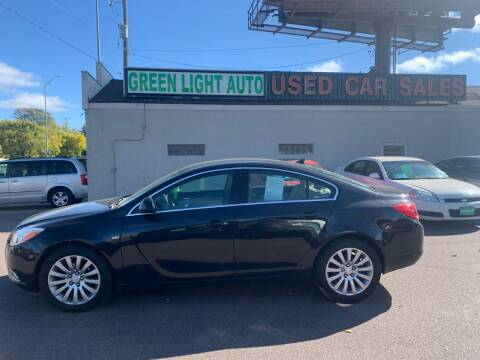2011 Buick Regal for sale at Green Light Auto in Sioux Falls SD