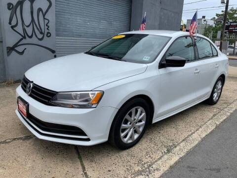 2016 Volkswagen Jetta for sale at Buy Here Pay Here Auto Sales in Newark NJ