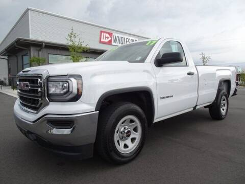 2017 GMC Sierra 1500 for sale at Wholesale Direct in Wilmington NC