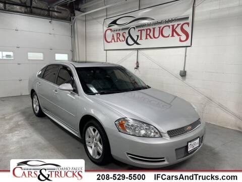 2014 Chevrolet Impala Limited for sale at Idaho Falls Cars and Trucks in Idaho Falls ID