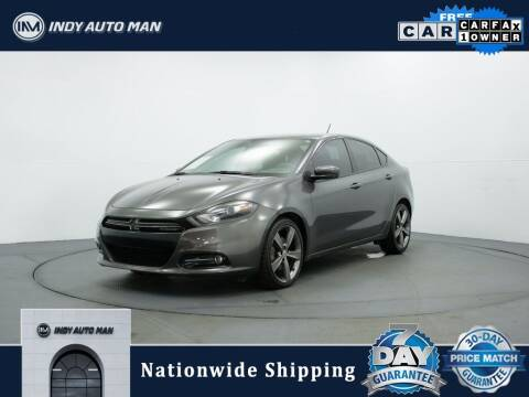 2015 Dodge Dart for sale at INDY AUTO MAN in Indianapolis IN