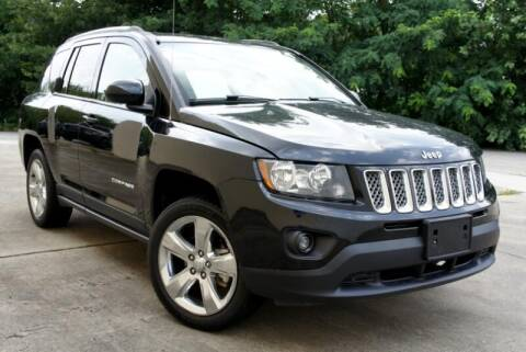 2014 Jeep Compass for sale at CU Carfinders in Norcross GA