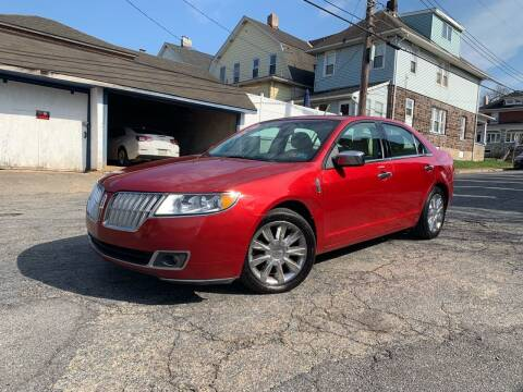 2011 Lincoln MKZ for sale at Keystone Auto Center LLC in Allentown PA
