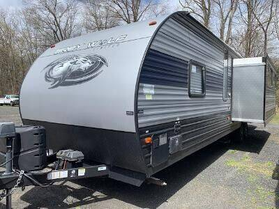 2020 Forest River Grey Wolf for sale at Worthington Air Automotive Inc in Williamsburg MA