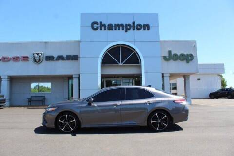 2020 Toyota Camry for sale at Champion Chevrolet in Athens AL