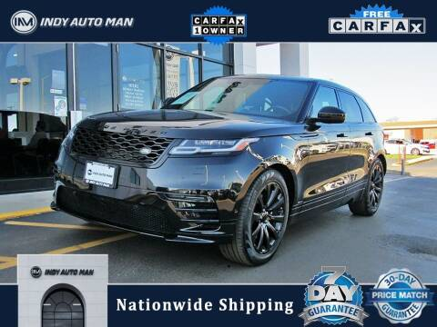 2018 Land Rover Range Rover Velar for sale at INDY AUTO MAN in Indianapolis IN