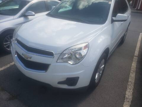 2014 Chevrolet Equinox for sale at Credit Cars LLC in Lawrenceville GA