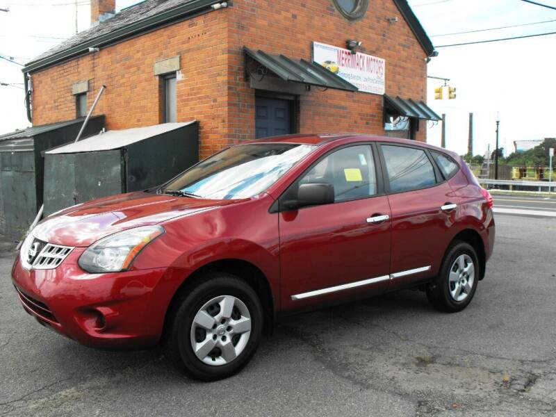 2015 Nissan Rogue Select for sale at Merrimack Motors in Lawrence MA