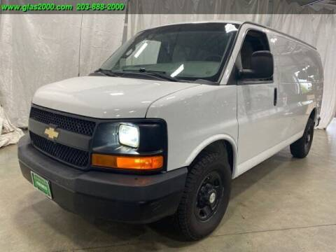 2016 Chevrolet Express Cargo for sale at Green Light Auto Sales LLC in Bethany CT