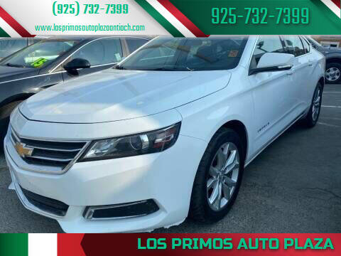 2014 Chevrolet Impala for sale at Los Primos Auto Plaza in Antioch CA