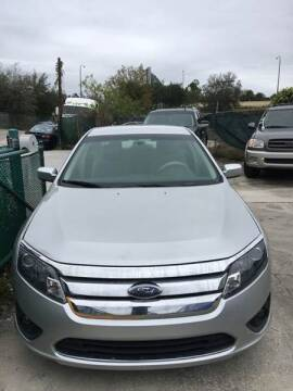 2010 Ford Fusion for sale at Track One Auto Sales in Orlando FL