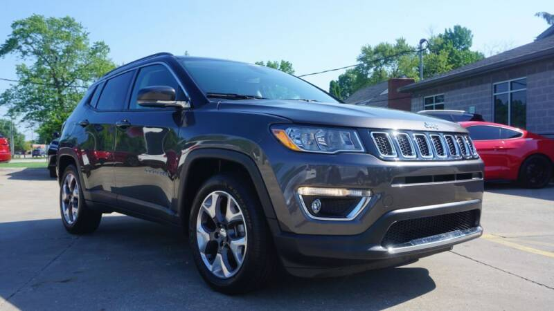 2020 Jeep Compass for sale at World Auto Net in Cuyahoga Falls OH