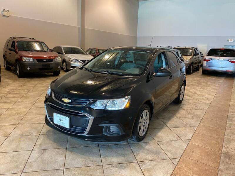 2017 Chevrolet Sonic for sale at Super Bee Auto in Chantilly VA