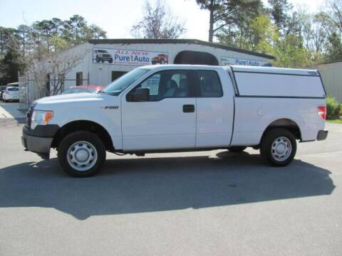 2013 Ford F-150 for sale at Pure 1 Auto in New Bern NC