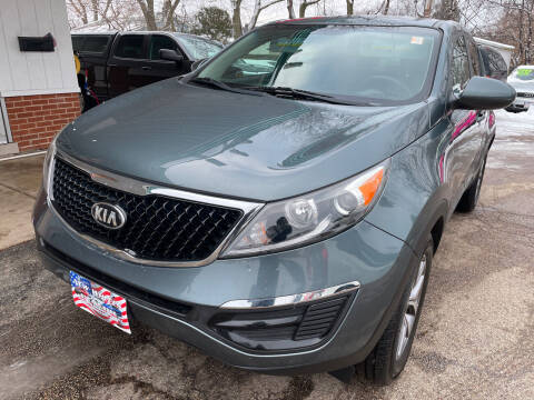 2014 Kia Sportage for sale at New Wheels in Glendale Heights IL