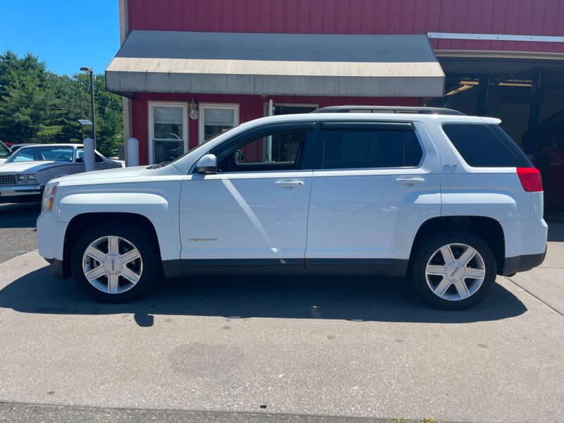 2012 GMC Terrain for sale at JWP Auto Sales,LLC in Maple Shade NJ