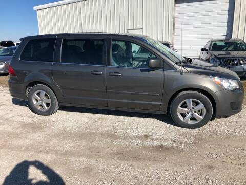 2010 Volkswagen Routan for sale at Nice Cars in Pleasant Hill MO