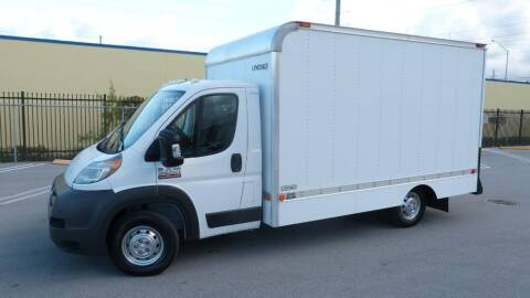 2014 RAM ProMaster Cab Chassis for sale at Quality Motors Truck Center in Miami FL