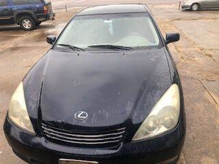 2003 Lexus ES 300 for sale at A BOTTOM DOLLAR AUTO SALES in Shawnee OK