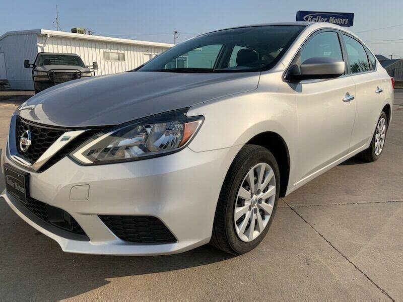 2019 Nissan Sentra for sale at Keller Motors in Palco KS