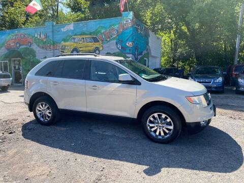2007 Ford Edge for sale at Showcase Motors in Pittsburgh PA