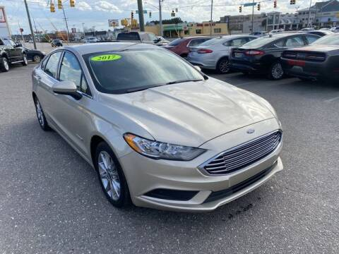 2017 Ford Fusion Hybrid for sale at Sell Your Car Today in Fayetteville NC