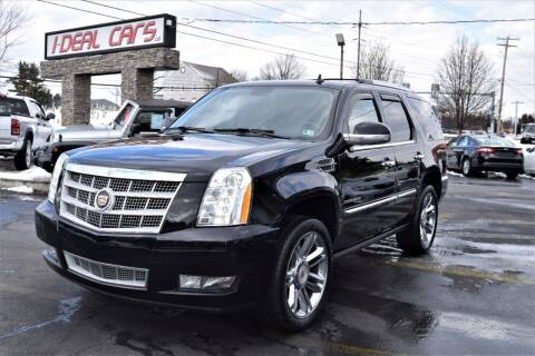 2013 Cadillac Escalade for sale at I-DEAL CARS in Camp Hill PA
