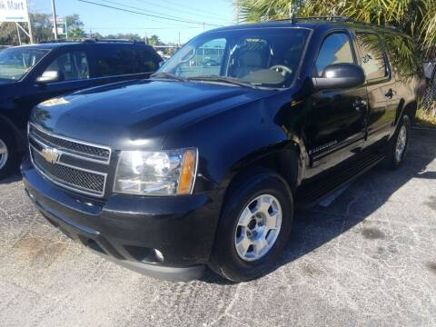 2009 Chevrolet Suburban for sale at Castle Used Cars in Jacksonville FL