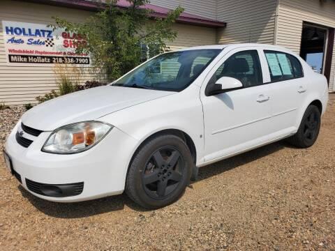 2008 Chevrolet Cobalt for sale at Hollatz Auto Sales in Parkers Prairie MN