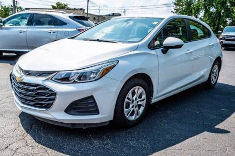 2019 Chevrolet Cruze for sale at TRAVERS GMT AUTO SALES - Traver GMT Auto Sales West in O Fallon MO