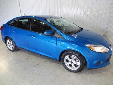 2014 Ford Focus for sale at PORTAGE MOTORS in Portage WI