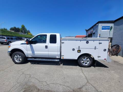 2014 Ford F-250 Super Duty for sale at Independent Performance Sales & Service in Wenatchee WA