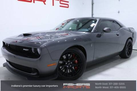 2015 Dodge Challenger for sale at Fishers Imports in Fishers IN