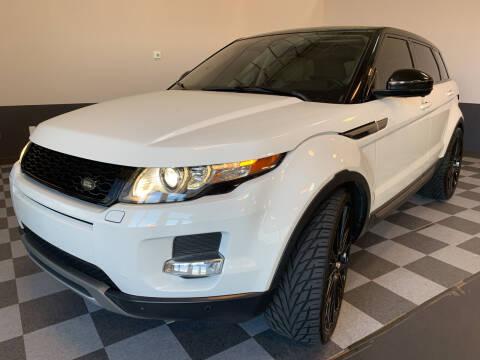 2015 Land Rover Range Rover Evoque for sale at Auto Expo in Las Vegas NV