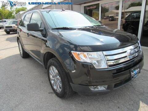 2008 Ford Edge for sale at TWIN RIVERS CHRYSLER JEEP DODGE RAM in Beatrice NE