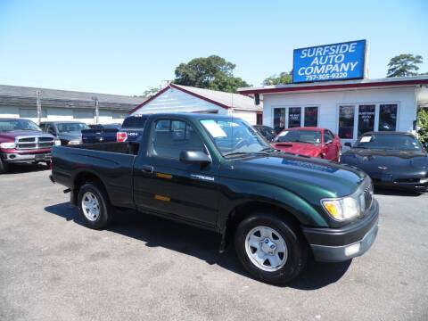 2002 Toyota Tacoma for sale at Surfside Auto Company in Norfolk VA