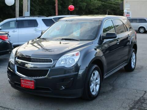 2014 Chevrolet Equinox for sale at Bill Leggett Automotive, Inc. in Columbus OH