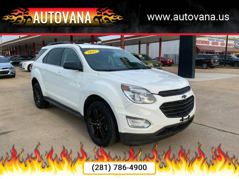 2017 Chevrolet Equinox for sale at AutoVana in Humble TX