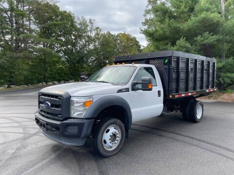 2015 Ford F-550 Super Duty for sale at Nala Equipment Corp in Upton MA
