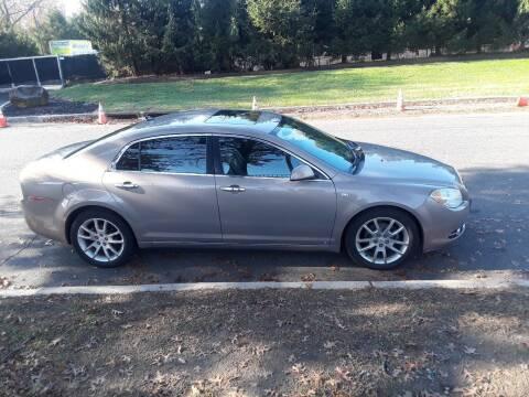 2008 Chevrolet Malibu for sale at Hipps Integrity Auto Sales in Delran NJ