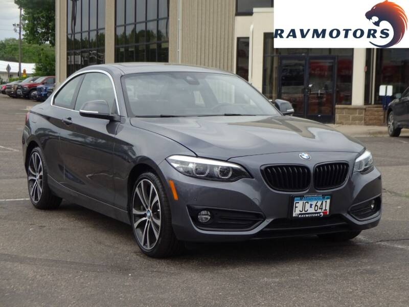 2020 BMW 2 Series for sale at RAVMOTORS 2 in Crystal MN