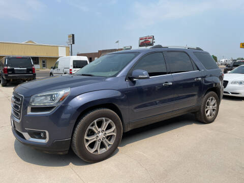 2014 GMC Acadia for sale at Angels Auto Sales in Great Bend KS