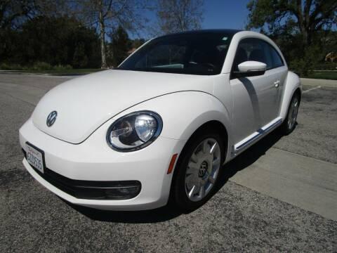 2013 Volkswagen Beetle for sale at PRESTIGE AUTO SALES GROUP INC in Stevenson Ranch CA