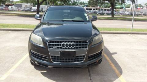 2007 Audi Q7 for sale at Nation Auto Cars in Houston TX