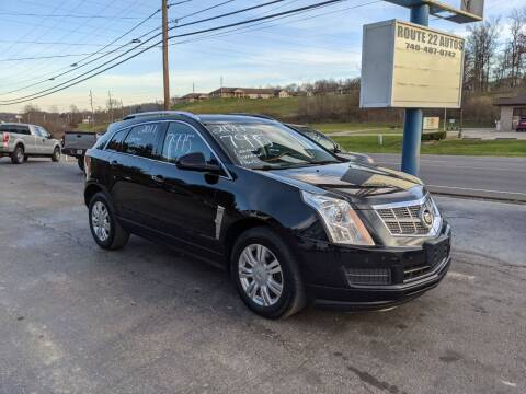 2011 Cadillac SRX for sale at Route 22 Autos in Zanesville OH