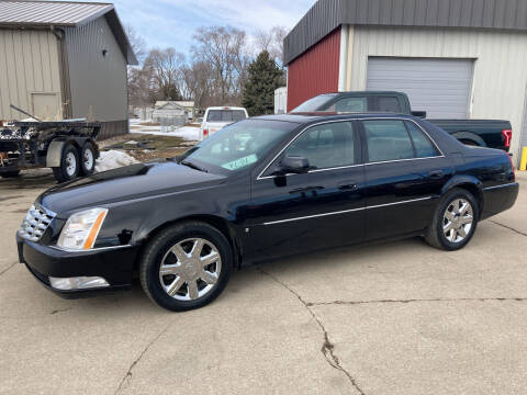 2006 Cadillac DTS for sale at Dakota Auto Inc. in Dakota City NE