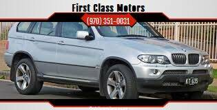 2006 BMW X5 for sale at First Class Motors in Greeley CO