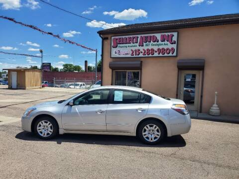 2011 Nissan Altima for sale at SELLECT AUTO INC in Philadelphia PA